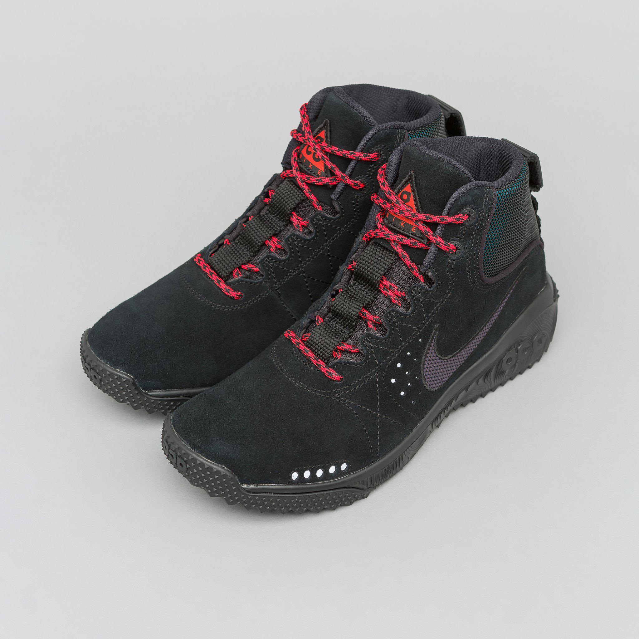 newest b6642 af20b Nike Acg Angel s Rest In Black oil Grey in Black for Men - Lyst