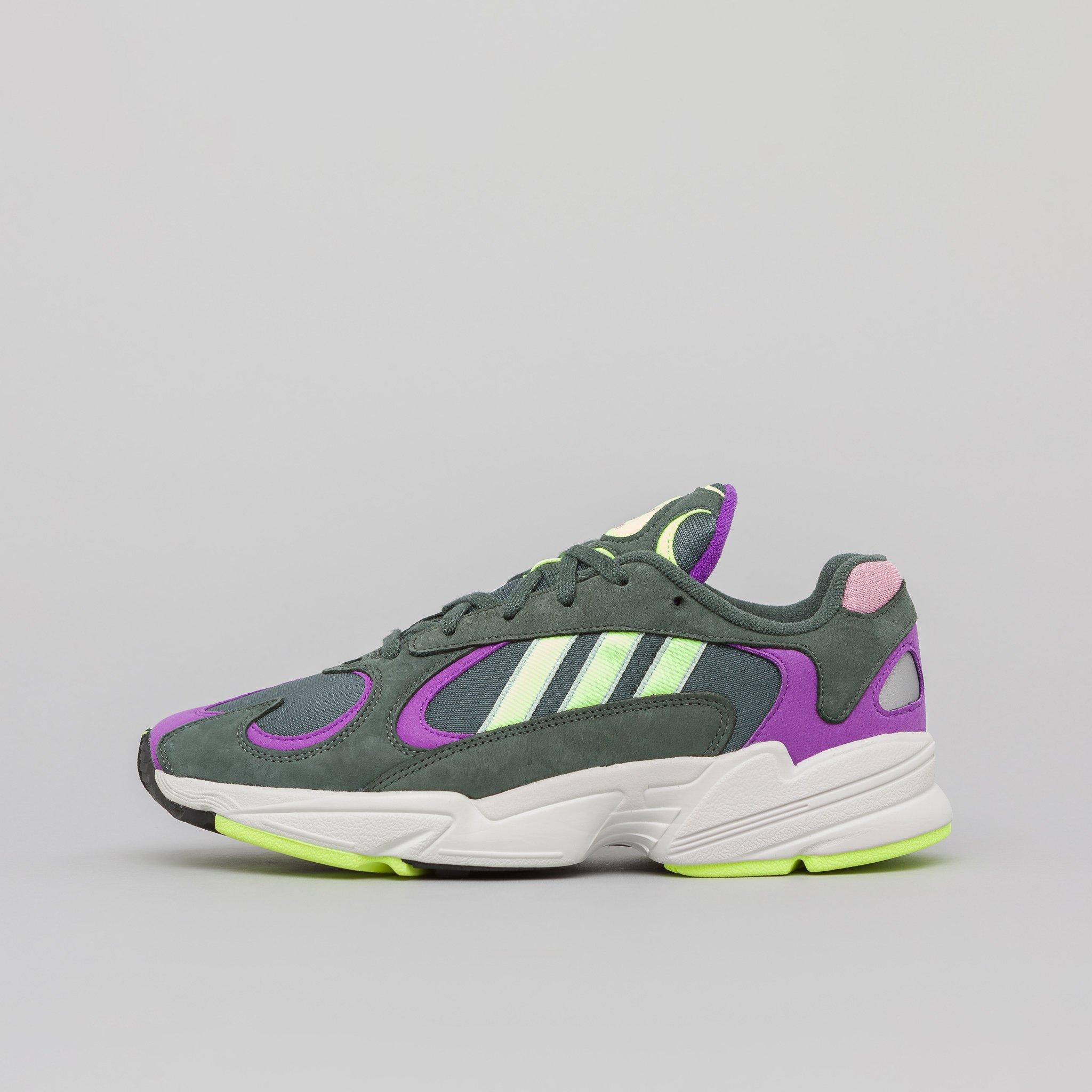 check out 237c9 34e51 adidas. Mens Yung-1 In Legend Ivy