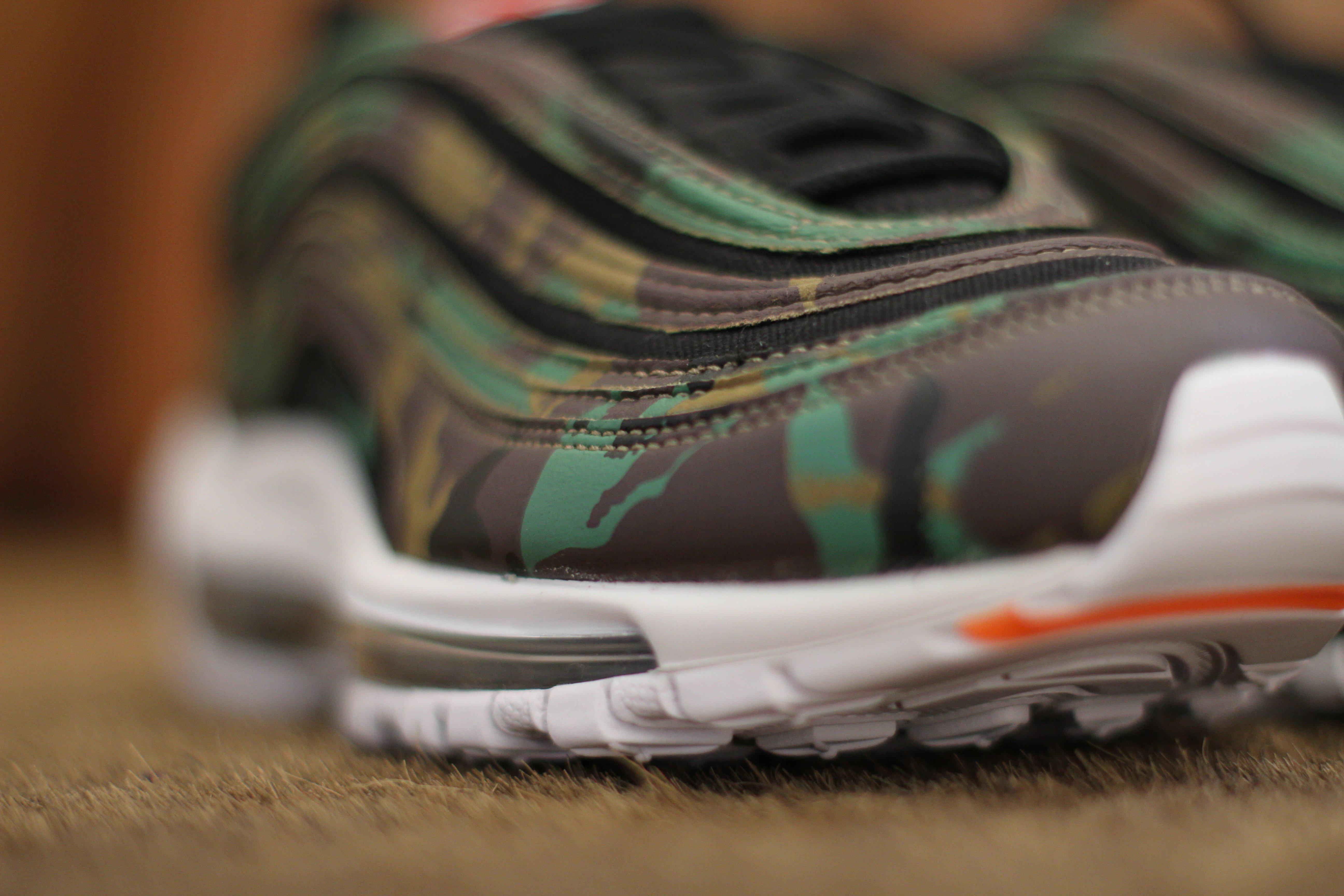 Nike Air Max 97 Premium QS trainers Country Camo (Germany