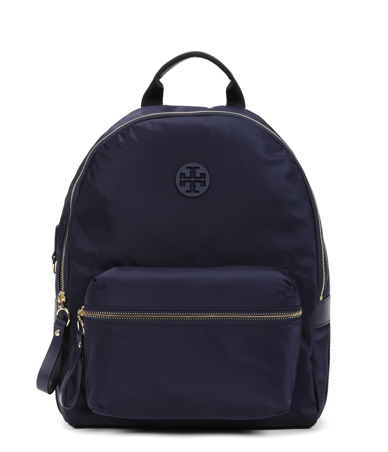 ac2fb57ed3 Tory Burch Backpack Women in Blue - Save 31.627906976744185% - Lyst