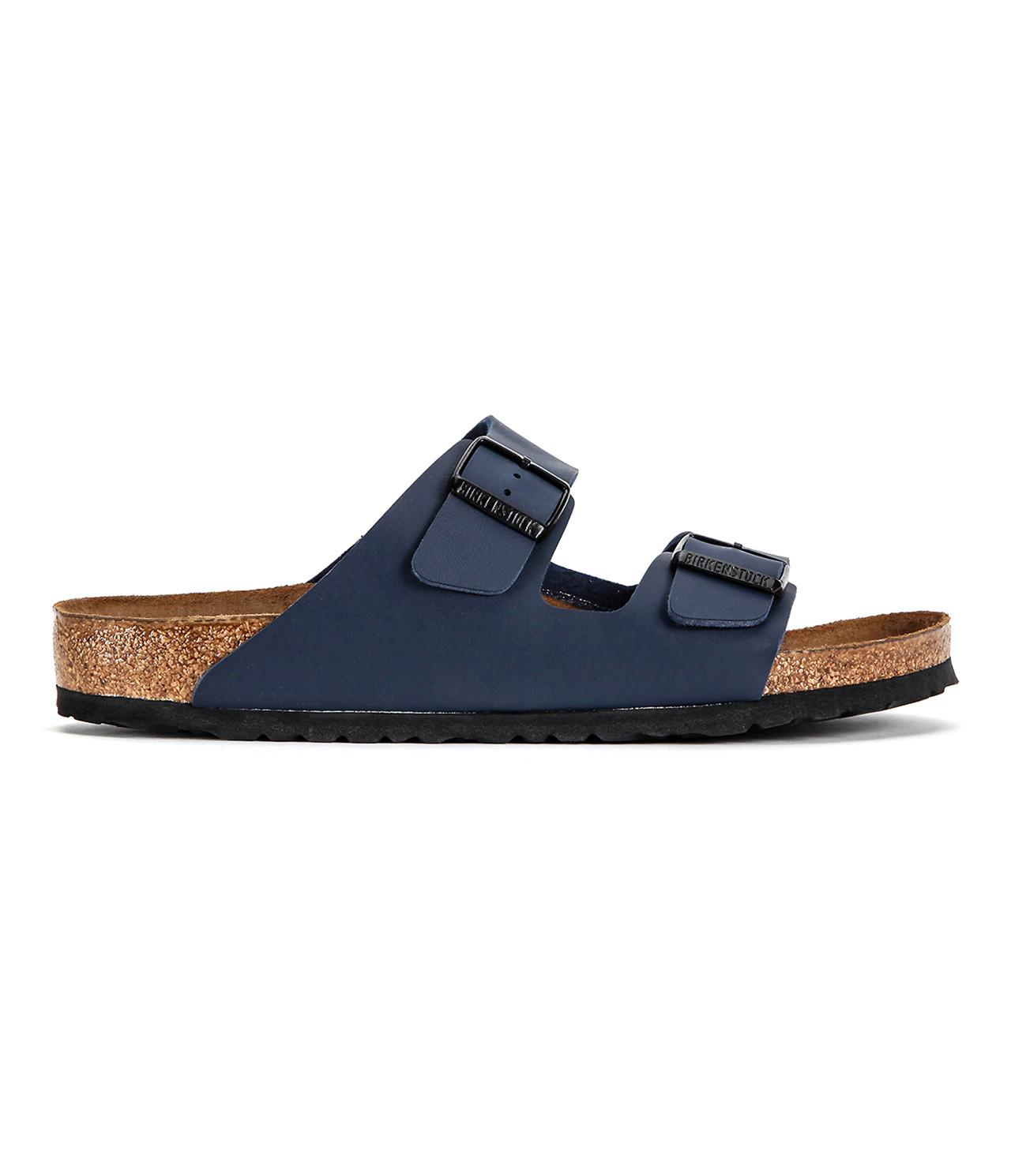 c72c734e6c4 Birkenstock Arizona Soft Footbed Birko-flor in Blue for Men - Lyst