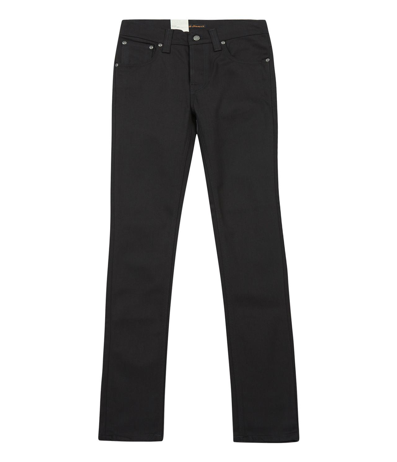 e510a518 Nudie Jeans Grim Tim Black Ring in Black for Men - Lyst