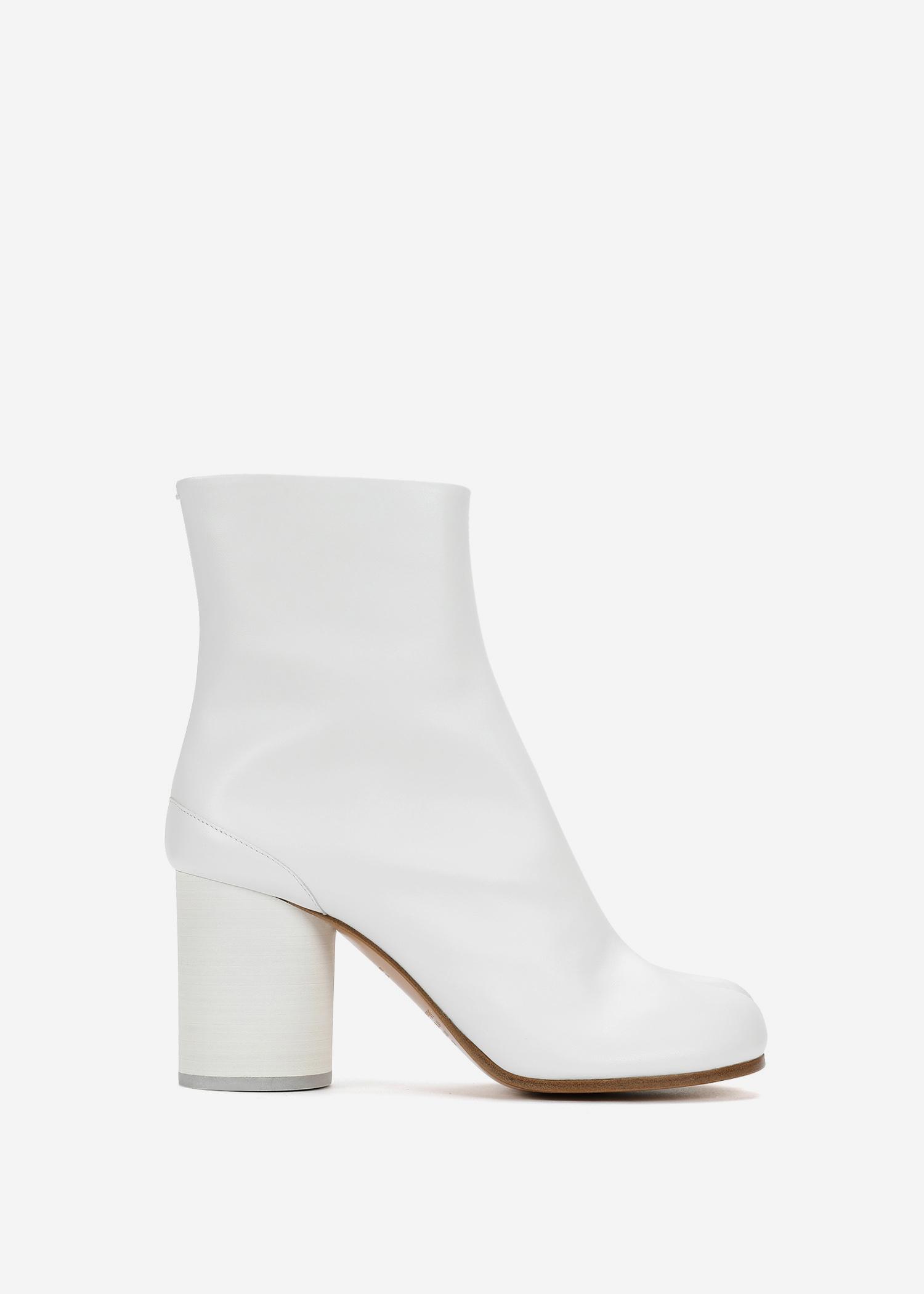 ff2f3794e95 Lyst - Maison Margiela Classic Tabi Boots in White