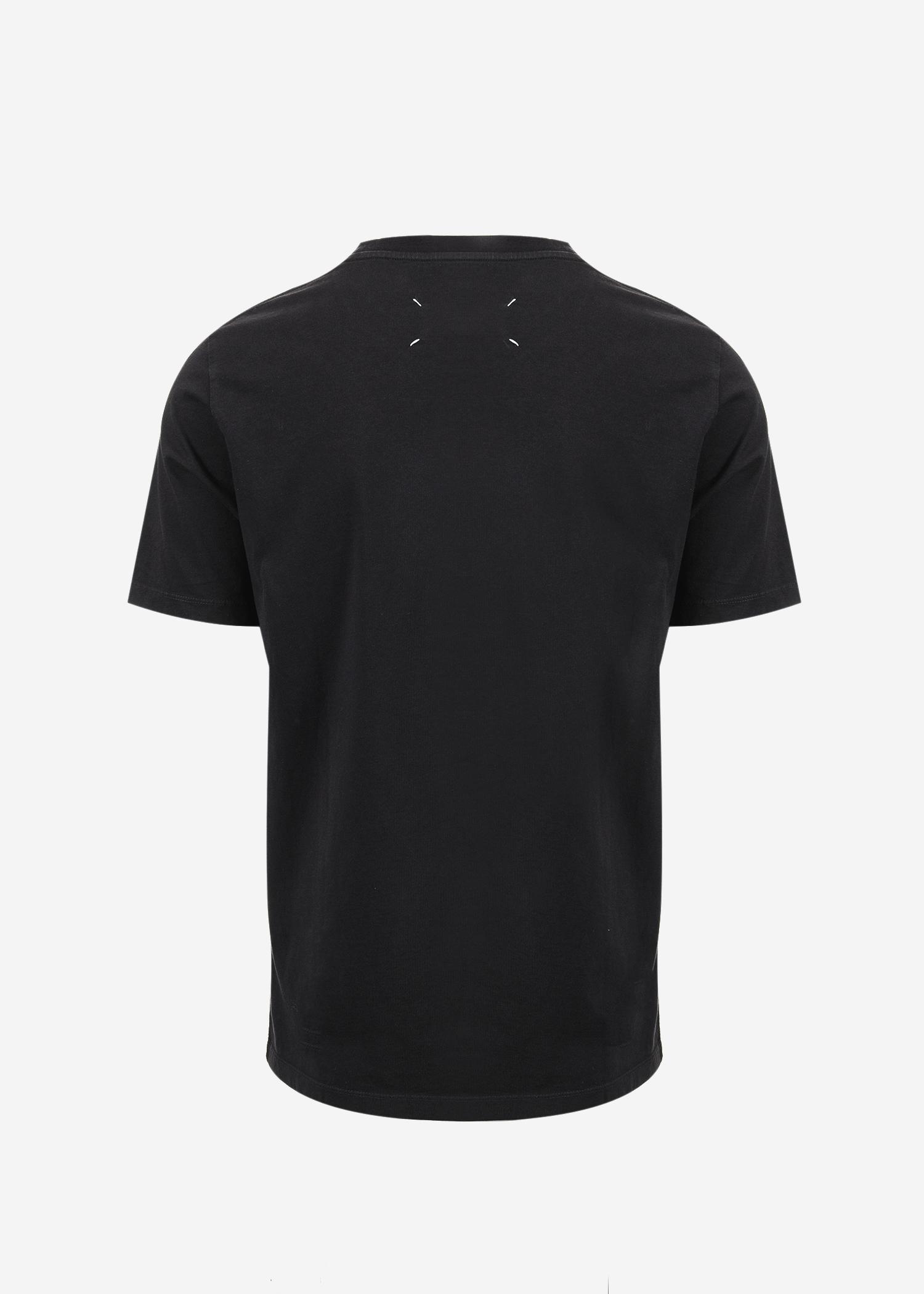 300ec6808831 Maison Margiela - Black Short Sleeve T-shirt for Men - Lyst. View fullscreen