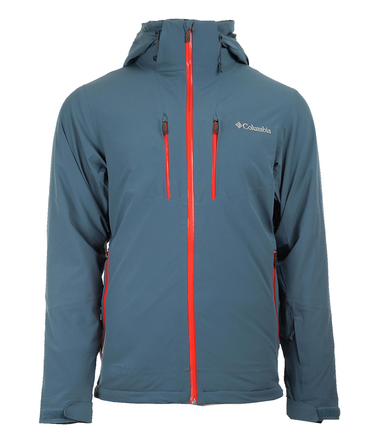 4534de5c73c Lyst - Columbia Millennium Blur Jacket in Blue for Men