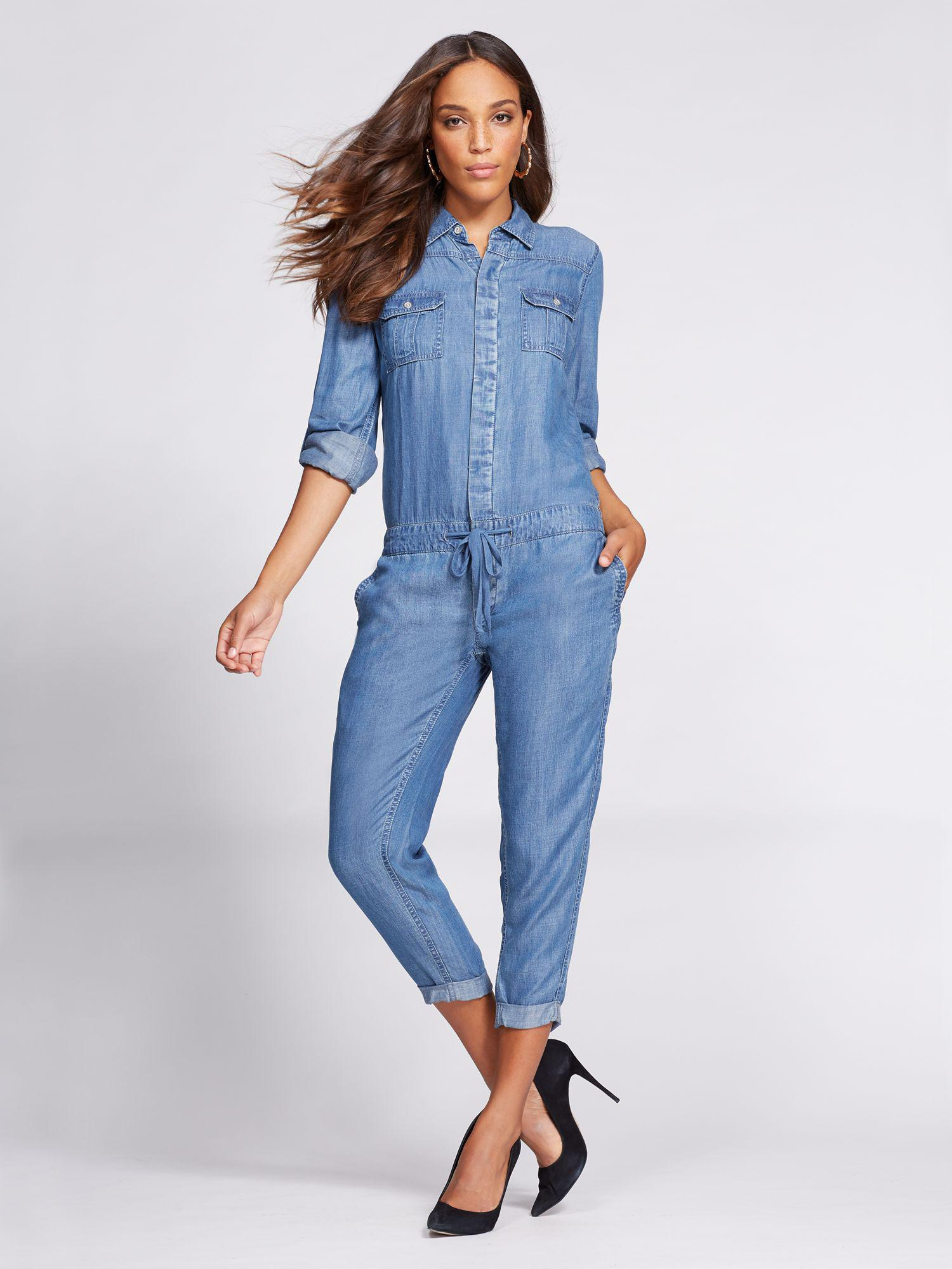 80b5db2d6c7e Lyst - New York   Company Gabrielle Union Collection - Denim ...