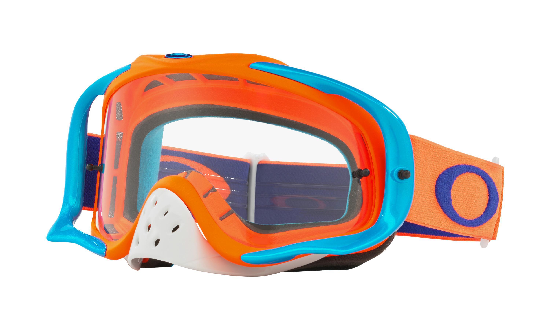 267052584c Lyst - Oakley Crowbar® Mx Goggle in Orange