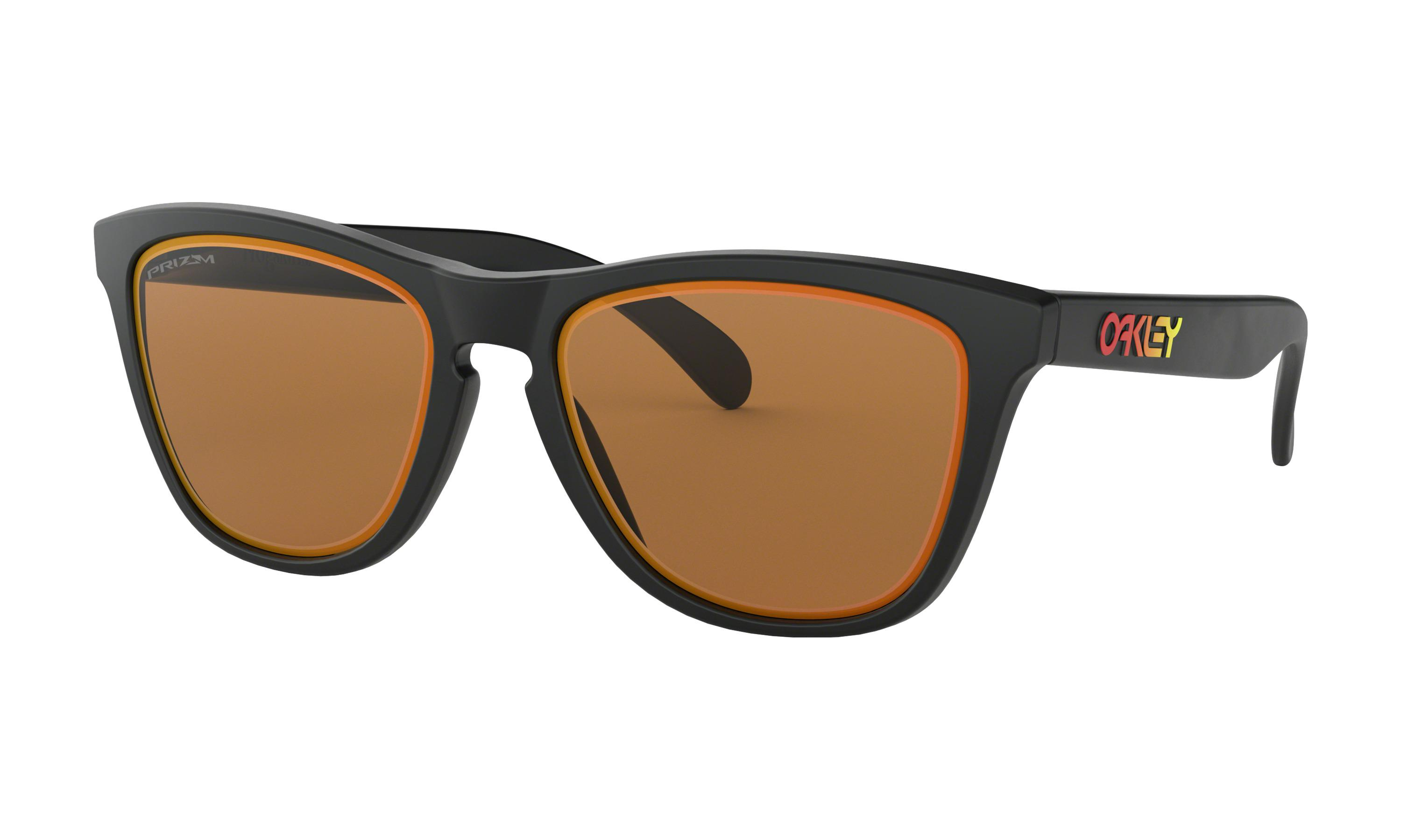 771381d5d2 Lyst - Oakley Frogskinstm Fire And Ice Collection for Men