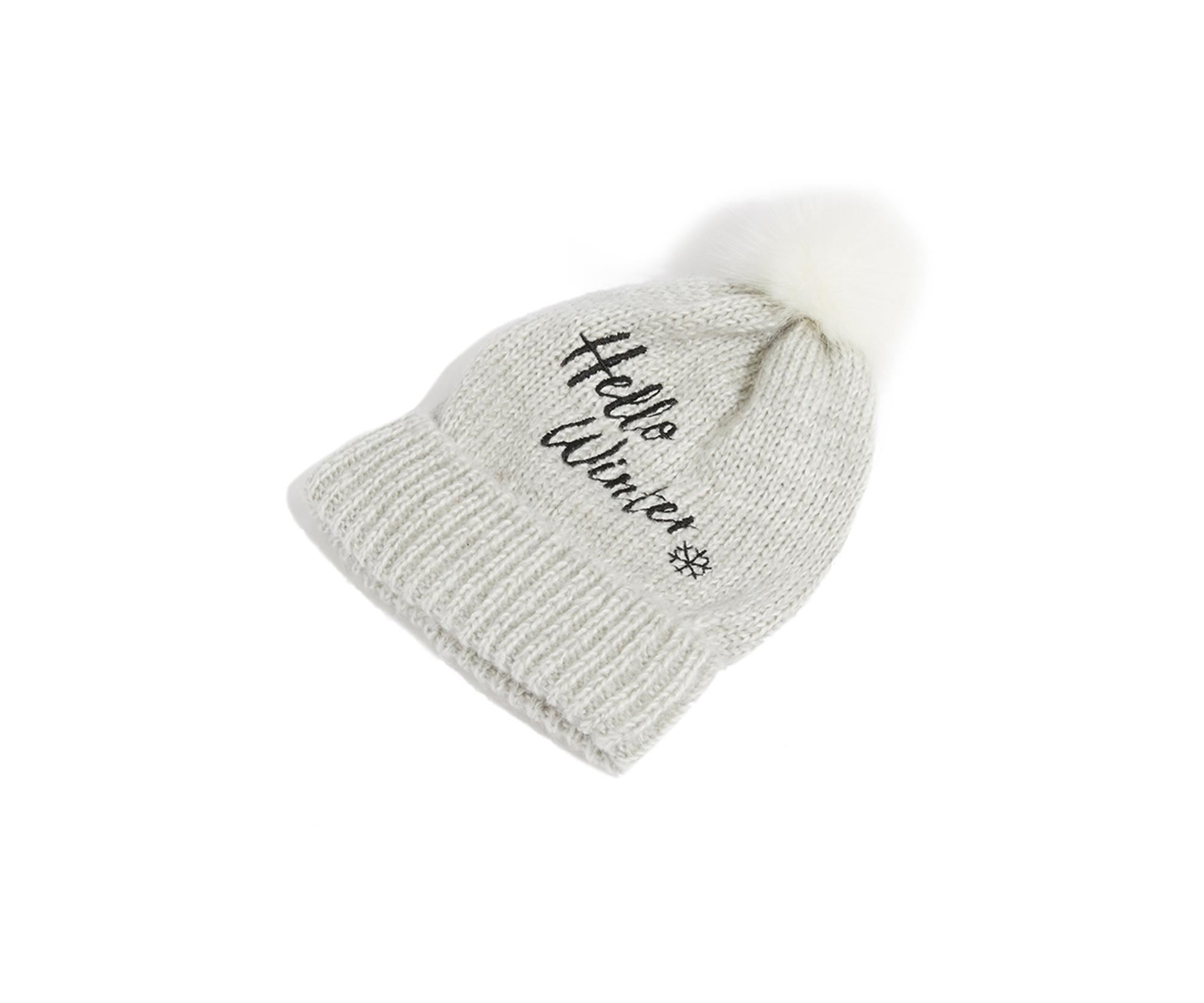 e152317911a ... Winter Beanie Hat - Lyst. View fullscreen