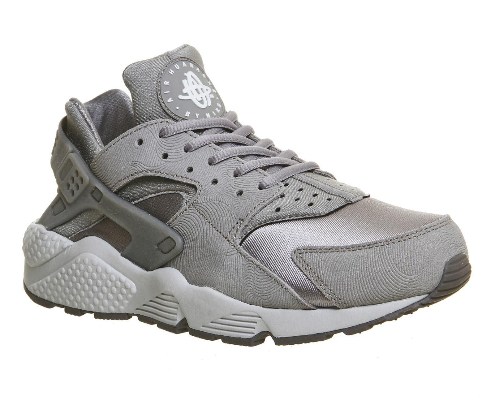 Rubber Rings For Men >> Nike Air Huarache in Gray for Men | Lyst