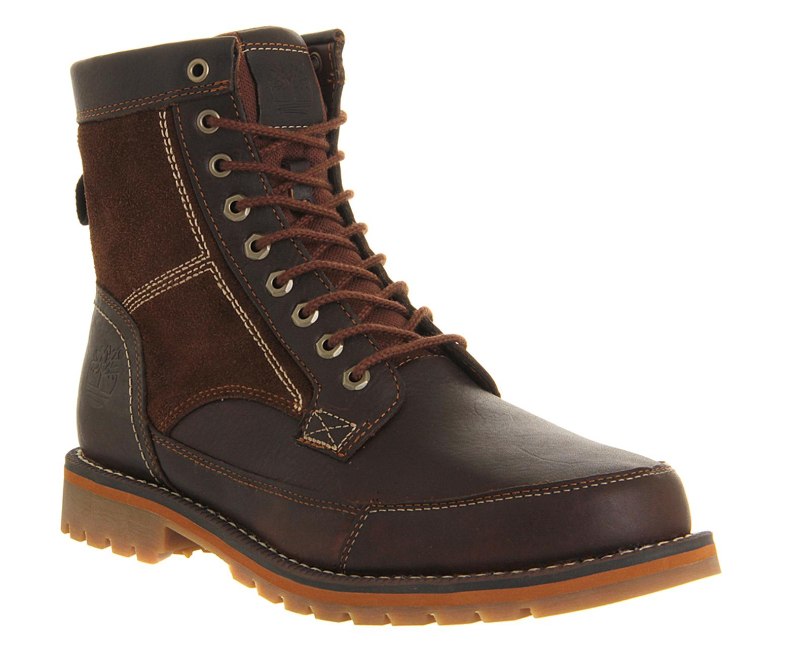 Timberland Larchmont 6 Inch Boots in Red for Men   Lyst