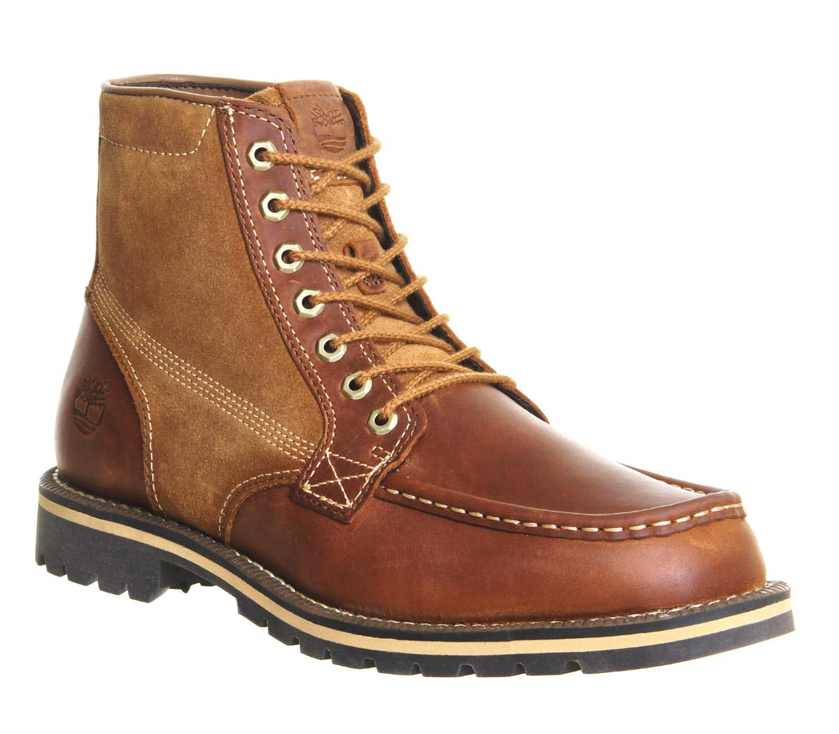 Lyst Timberland Grantly Boot In Brown For Men
