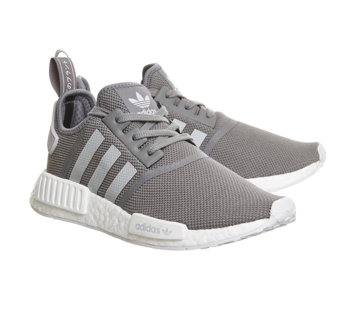 best service 1b077 af1e7 ... release date wholesale lyst adidas originals nmd runner in gray for men  3467d 057a0 6d855 5d286