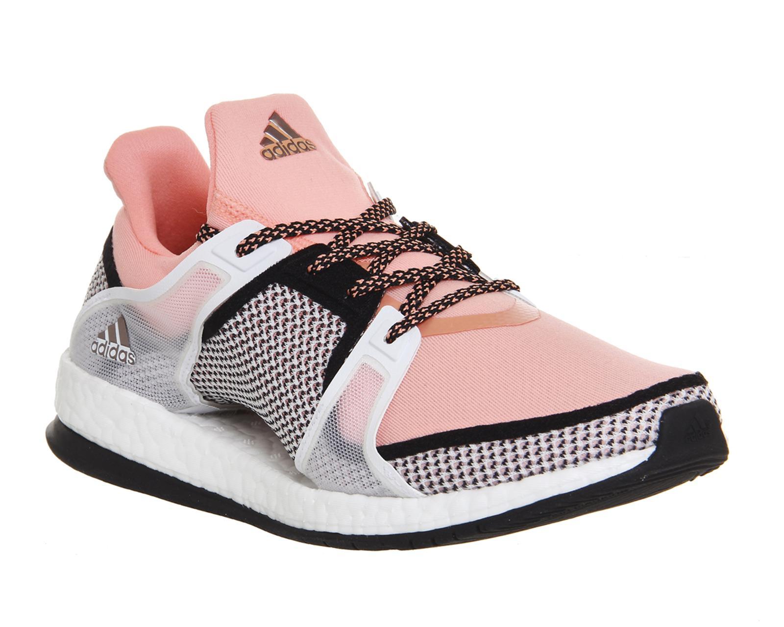 d54142f351e86 Lyst - adidas Originals Pure Boost X Tr in Pink