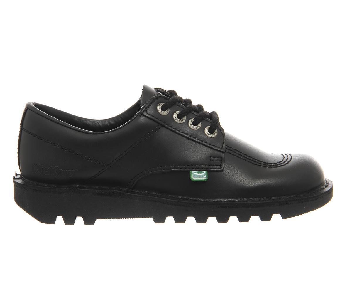 Black kicker sandals - View Fullscreen