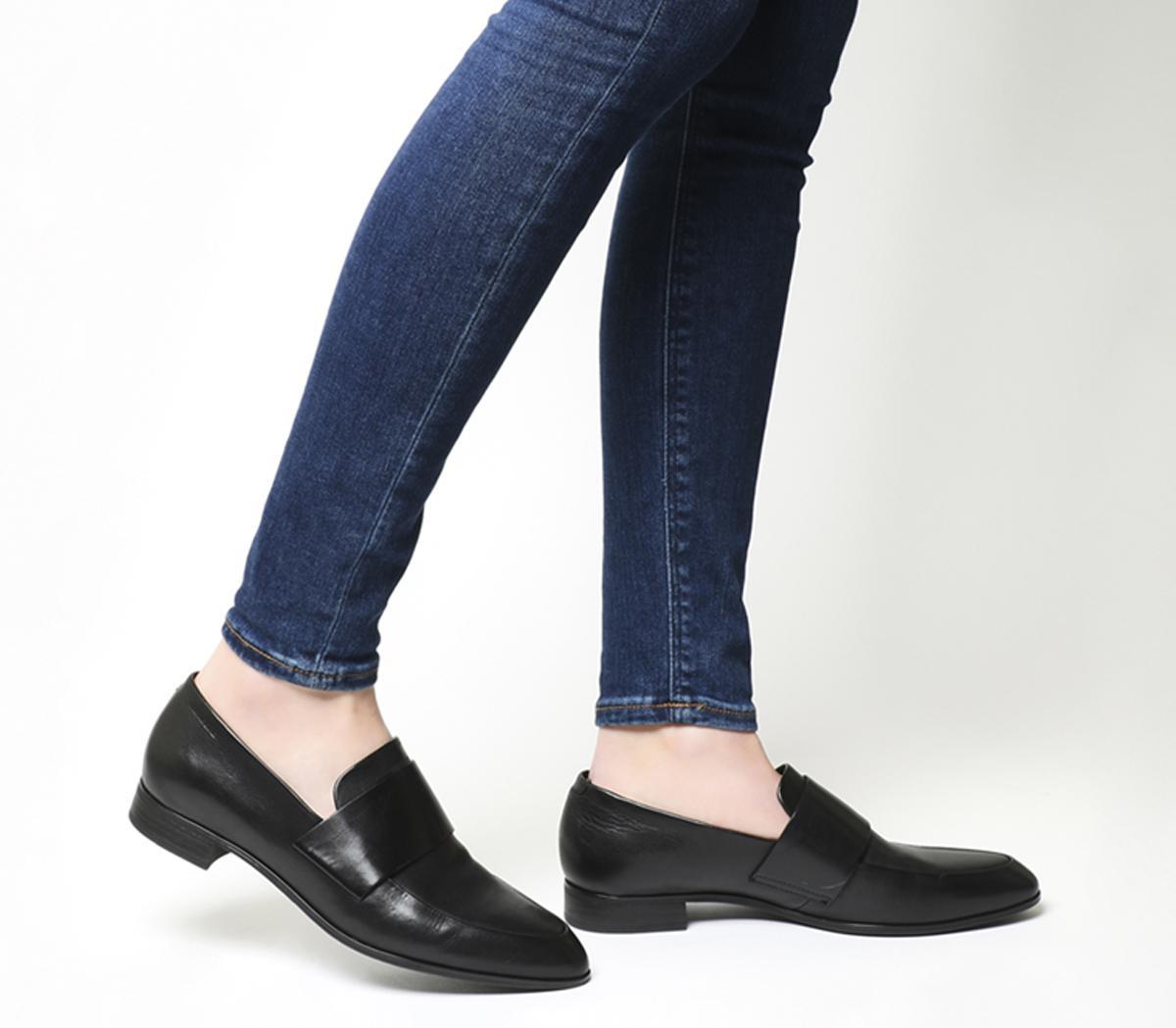 Vagabond Frances Loafers In Black
