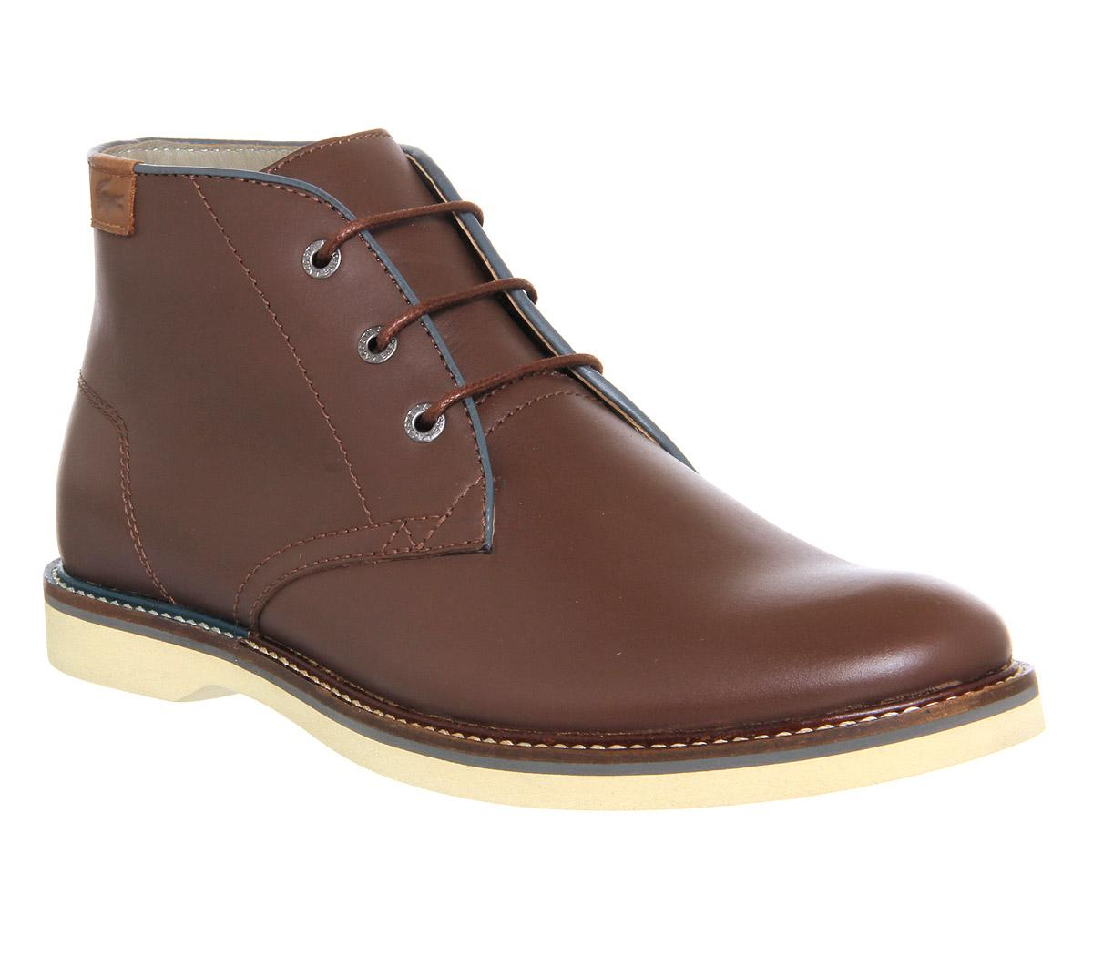 7a9ba19f648ce4 Lacoste Sherbrooke in Brown for Men - Lyst