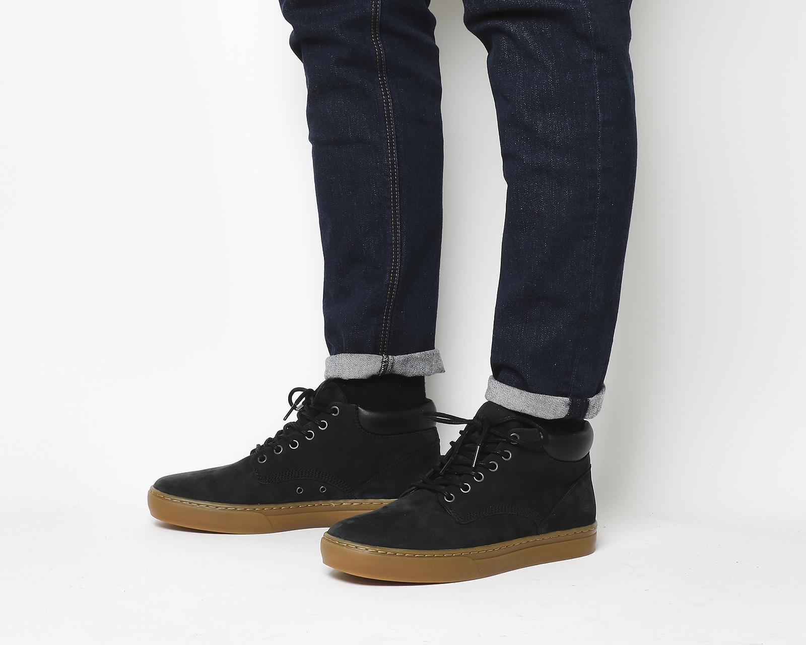 Timberland Adventure 2.0 Cupsole Chukka Boots in Black for Men - Lyst 3877649d92d1