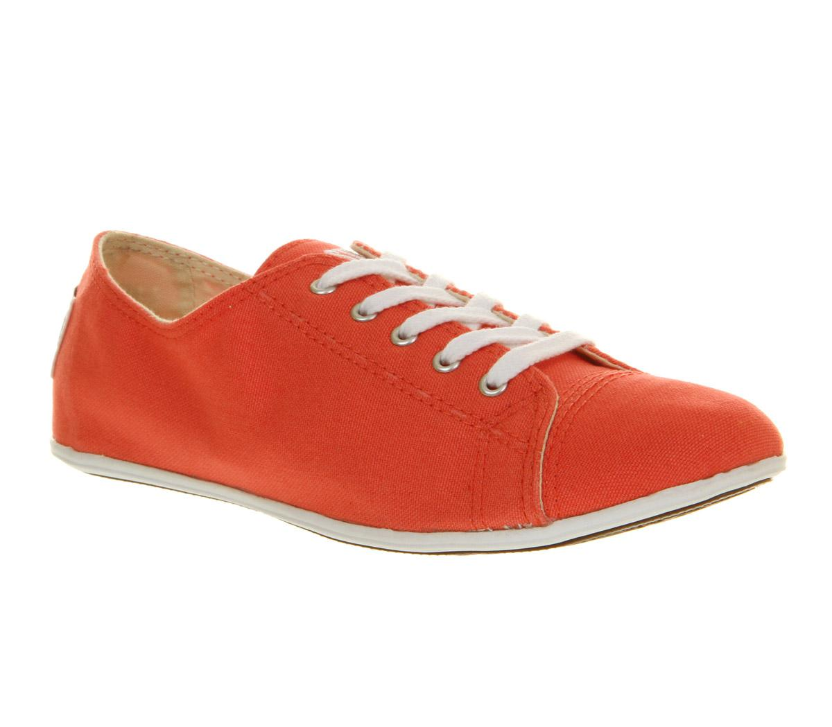 66d918ffe884 Lyst - Converse Ctas Playlite in Orange