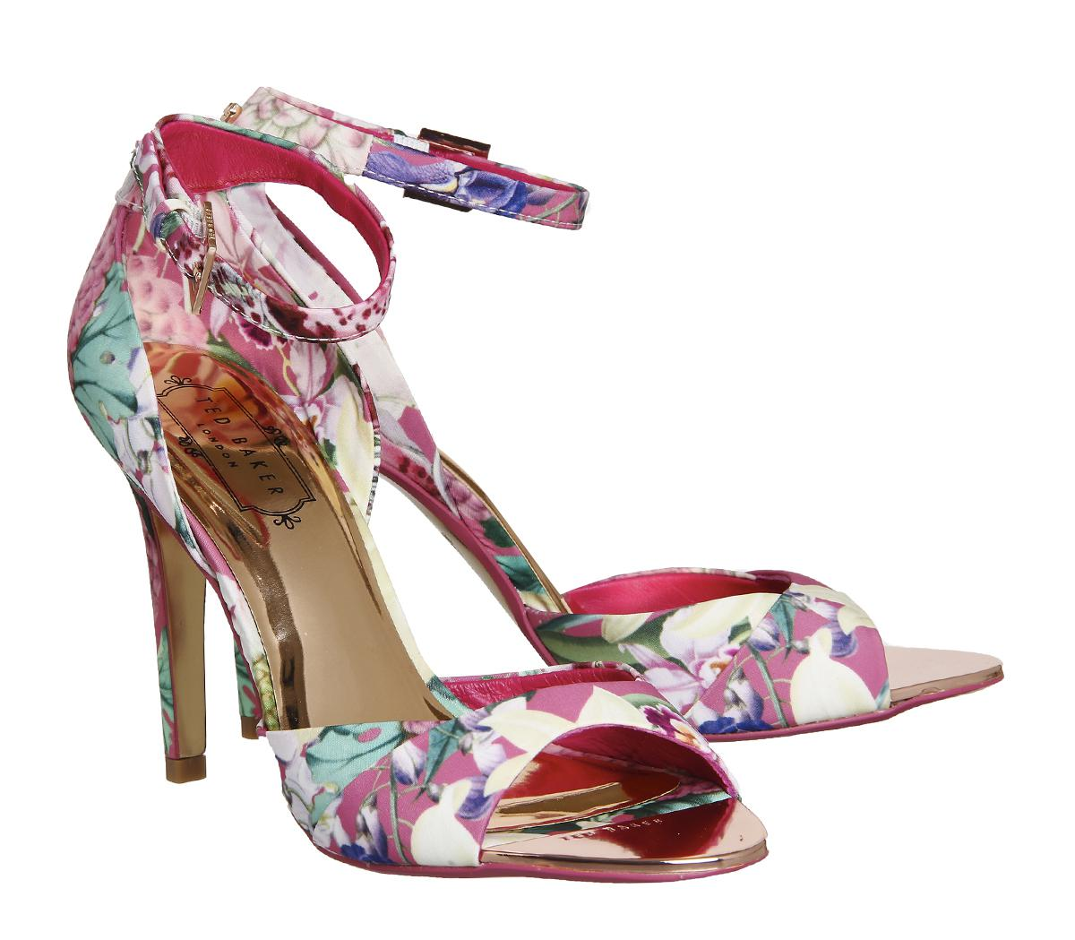 4ac8974ef08c Lyst - Ted Baker Caleno Strappy Heels
