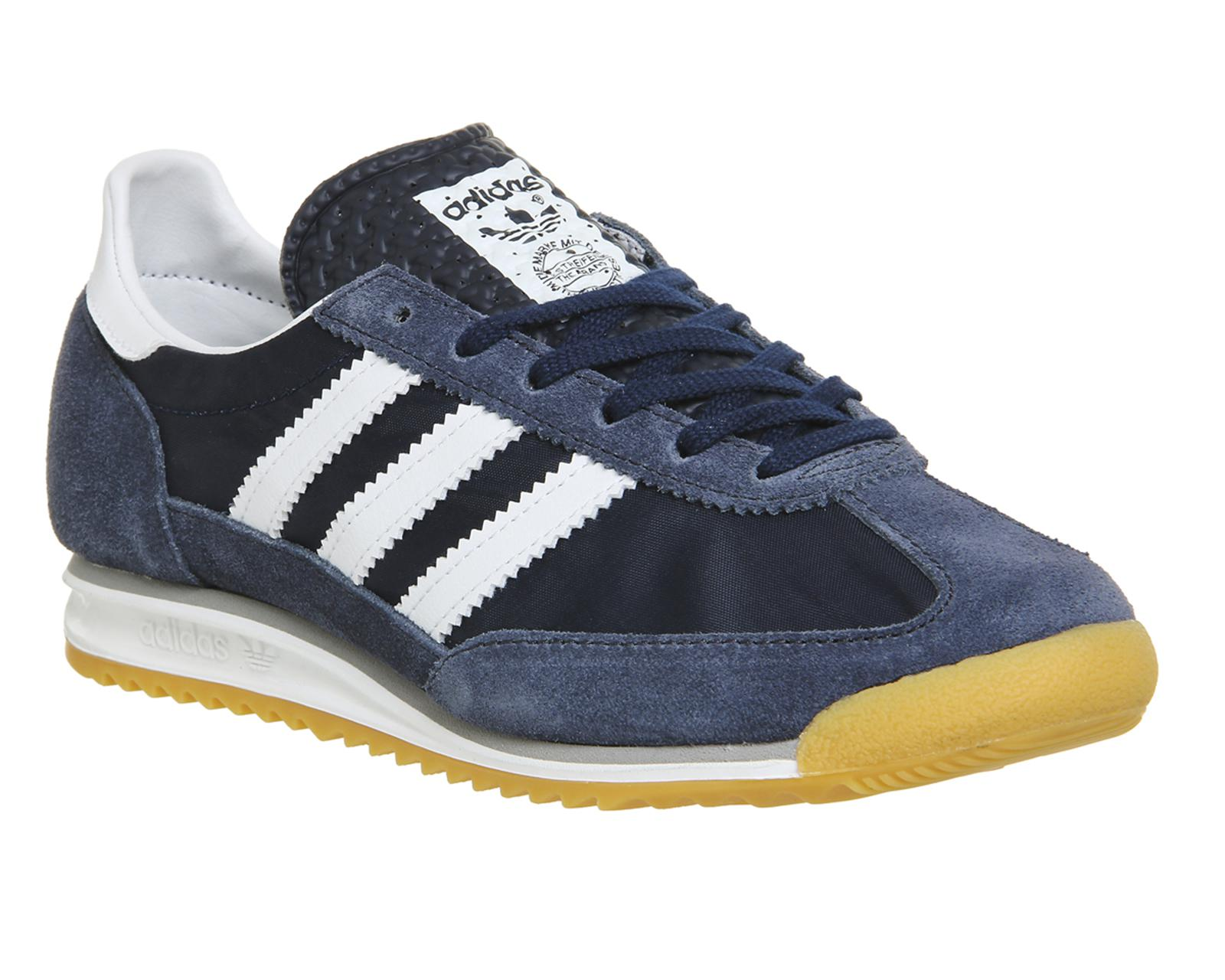 the latest d7339 a90f7 adidas Sl 72 in Blue for Men - Lyst