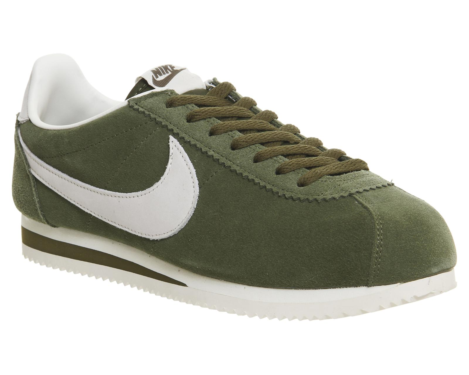 5977f7c69 Lyst - Nike Classic Cortez Og Trainers in Green