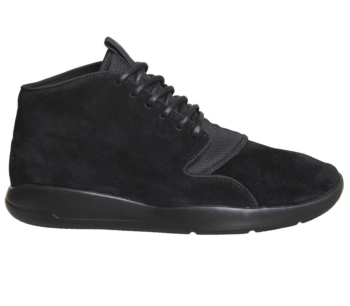 b1b2bca6eed0 Lyst - Nike Jordan Eclipse Chukka Lea Trainers in Black for Men