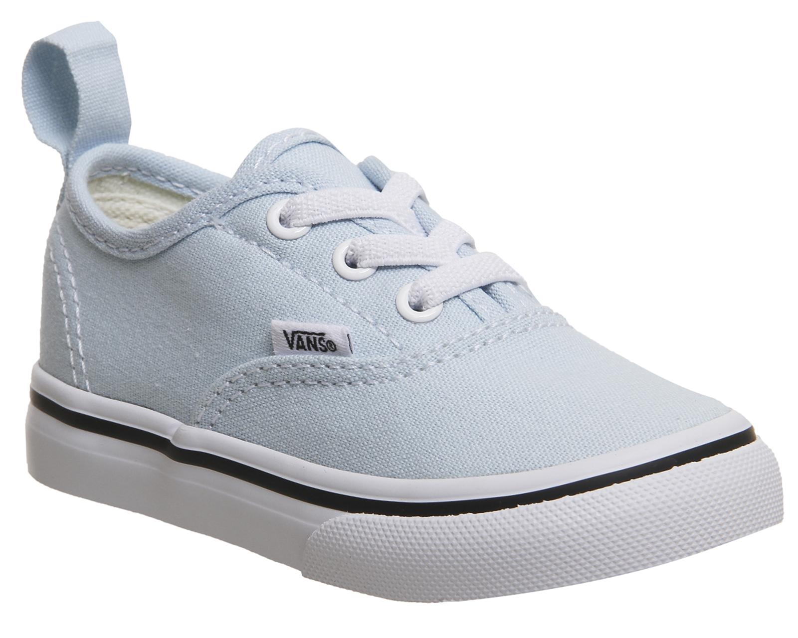 2886e7e19c Lyst - Vans Authentic Toddlers in Blue