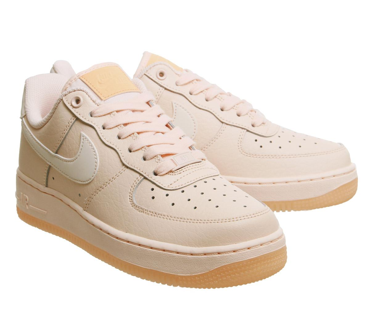 Nike - Multicolor Air Force 1 07 Trainers - Lyst. View fullscreen 8af527b2e