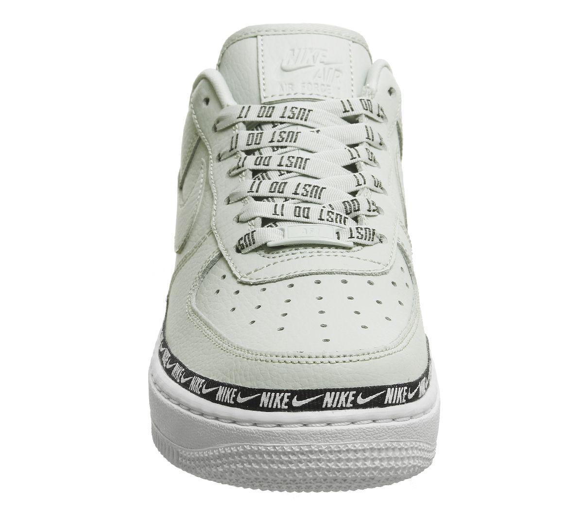 Nike Air Force 1 White Light High Top Trainers