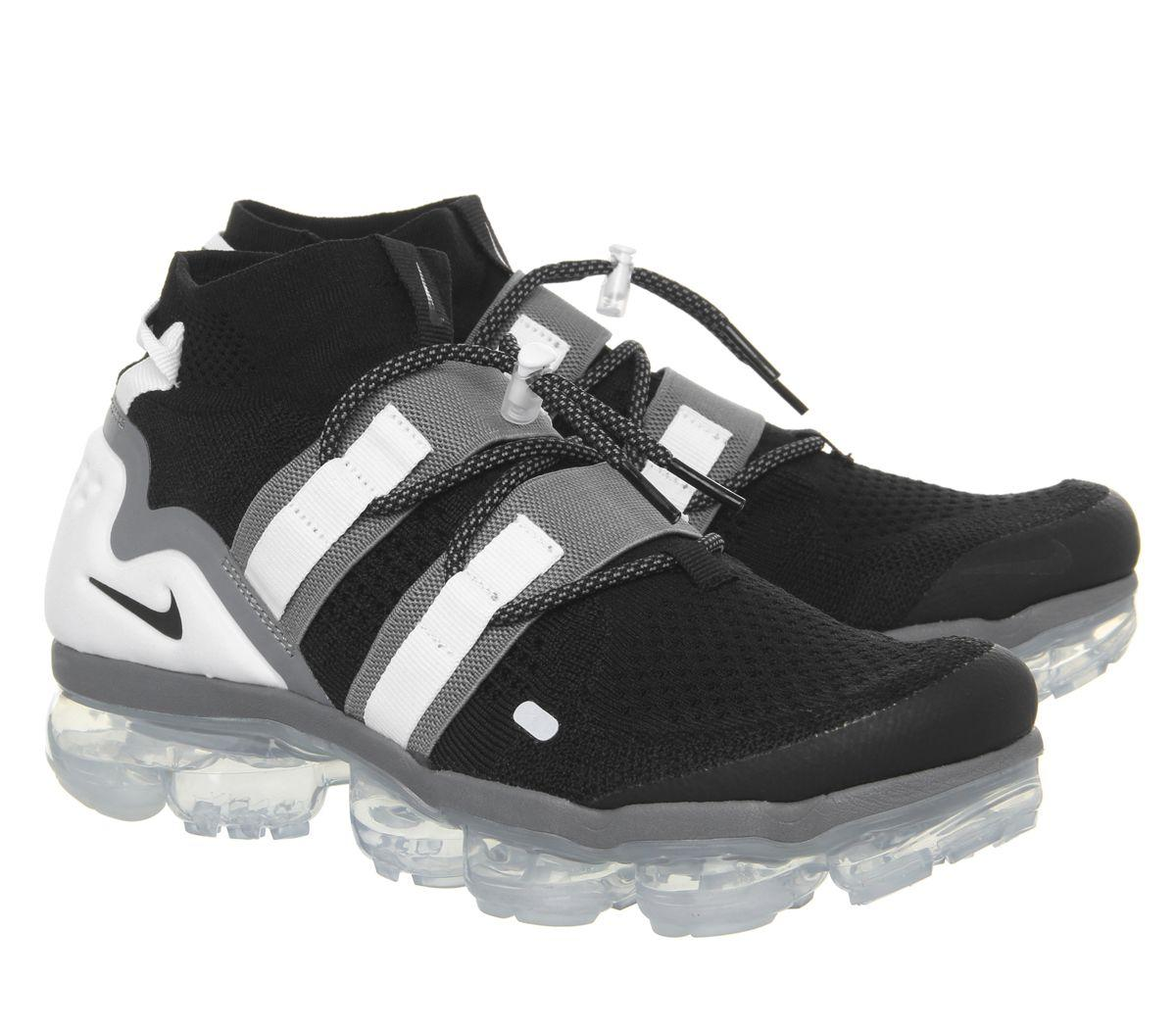 03a3f13153a8 Lyst - Nike Air Vapormax Flyknit Utility Trainers in Black for Men