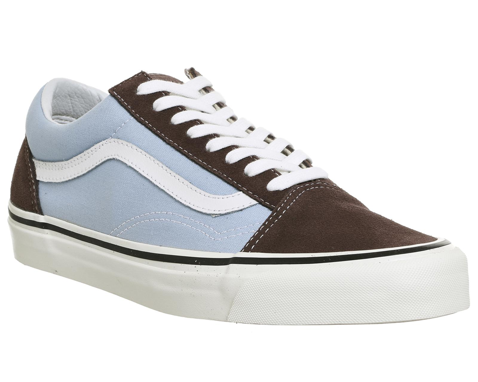 vans old skool blau 38