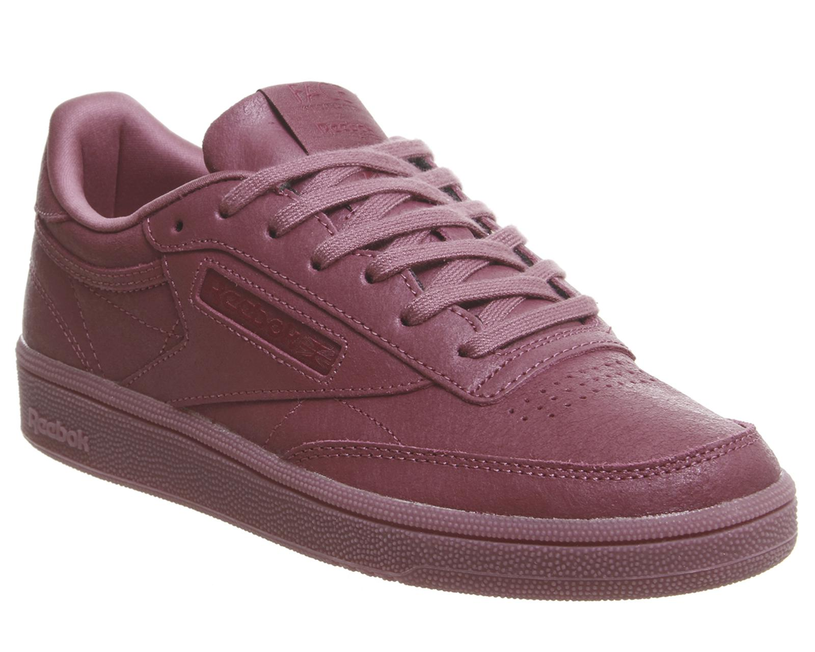 4519728fd49aa5 Reebok Club C 85 Trainers in Purple - Lyst