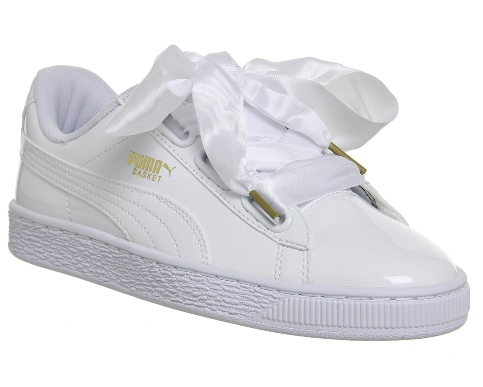 puma basket heart how much