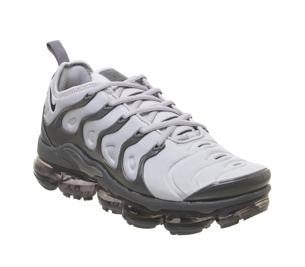 e21b10154bd Lyst - Nike Air Vapormax Plus Trainers in Gray for Men