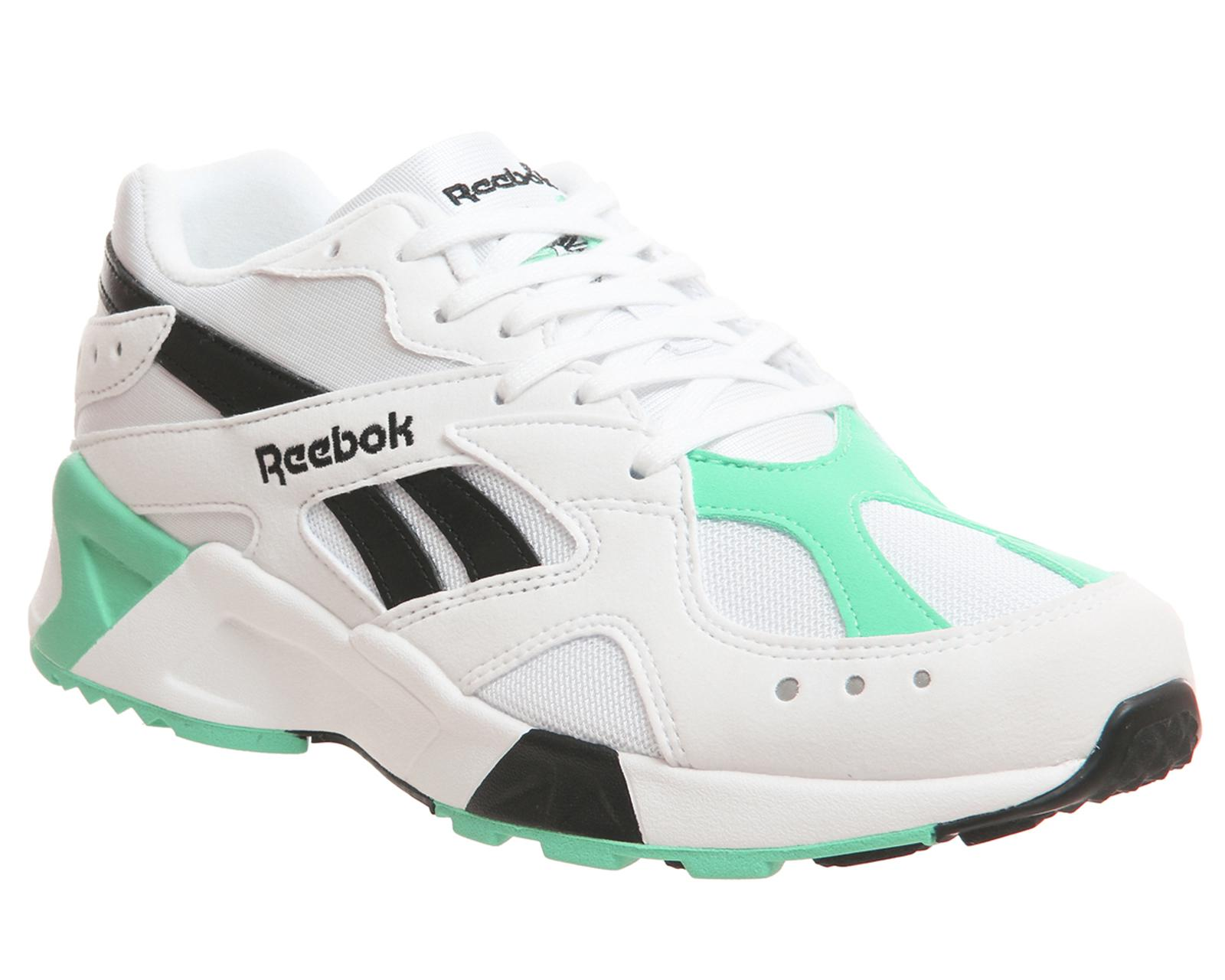 38640c880b6 Reebok Aztrek Og Trainers in White for Men - Lyst