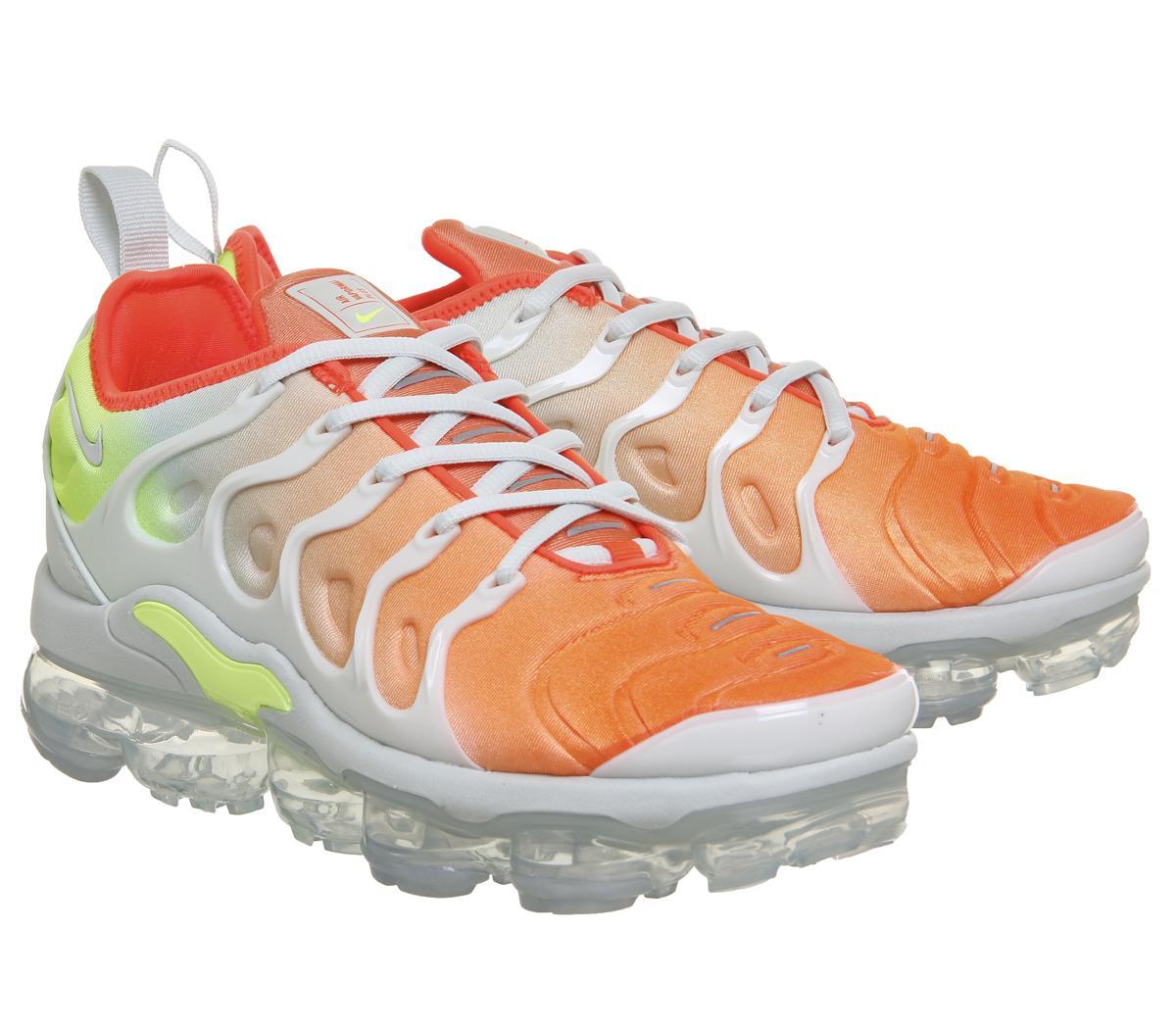 aec784a44c0 Nike - Gray Air Vapormax Plus Trainers - Lyst. View fullscreen