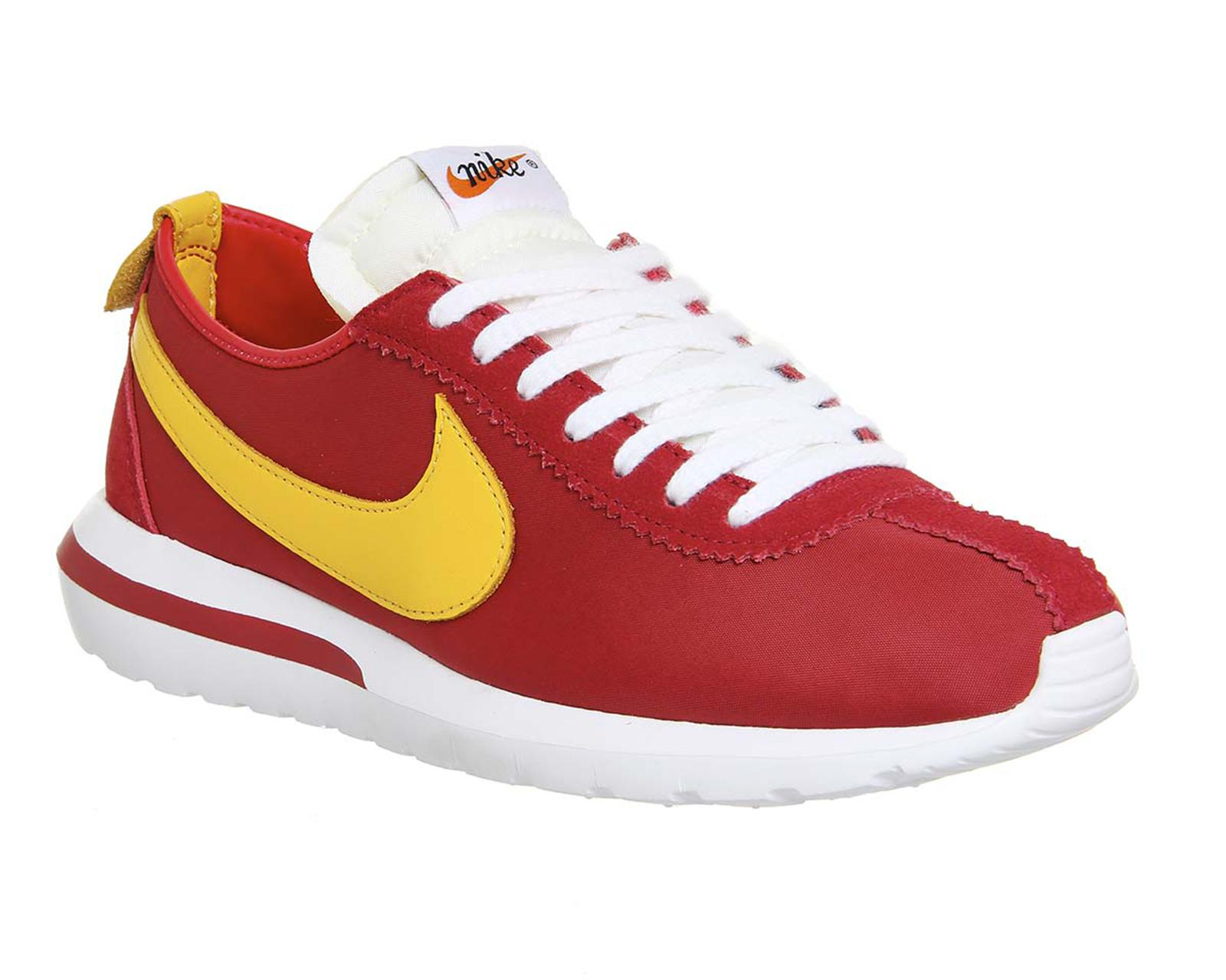 ac72a44413330 discount code for lyst nike roshe cortez in red for men f95d0 d46e6