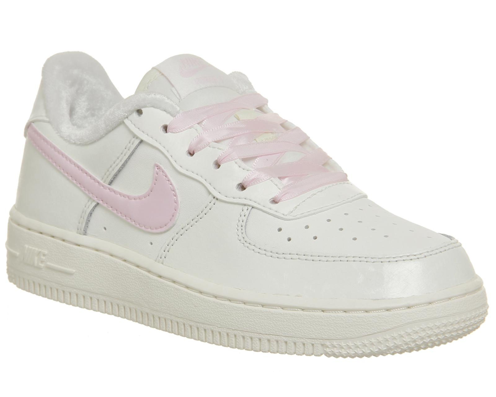 lyst nike air force 1 ps in bianco.