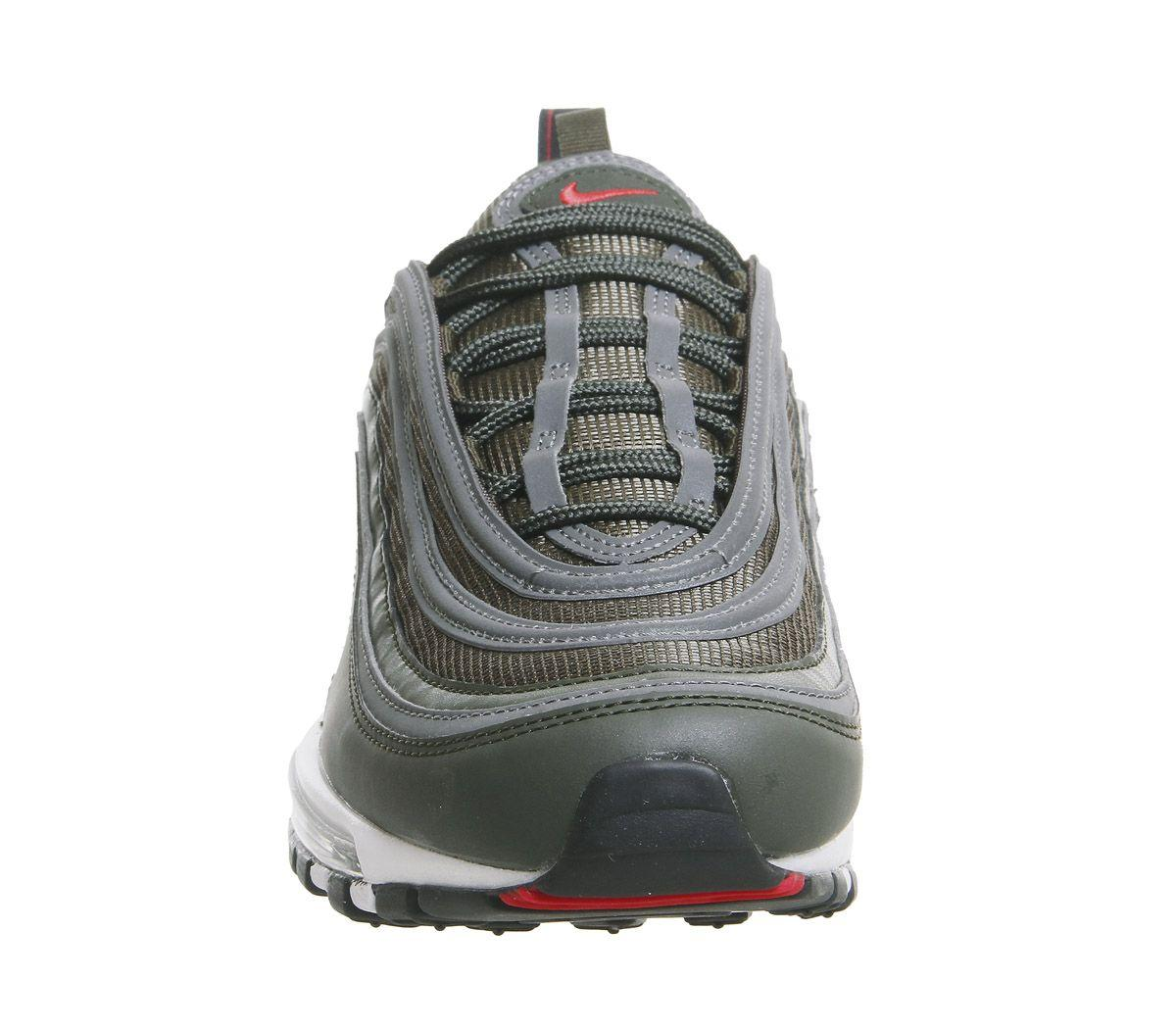buy popular 6f0c5 62118 Lyst - Nike Air Max 97 Trainers for Men