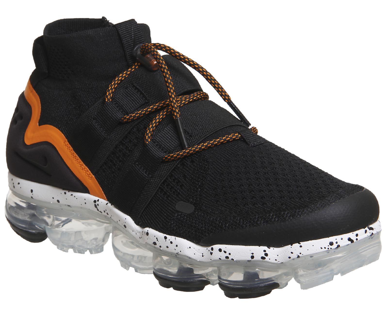 391f18ff3bbf Lyst - Nike Air Vapormax Flyknit Utility in Black