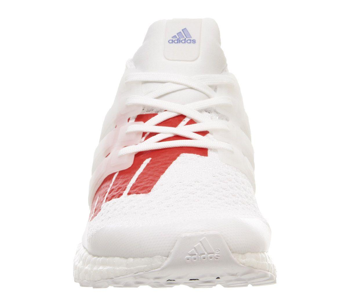 adidas Originals Ultra Boost Statement Trainers in White for