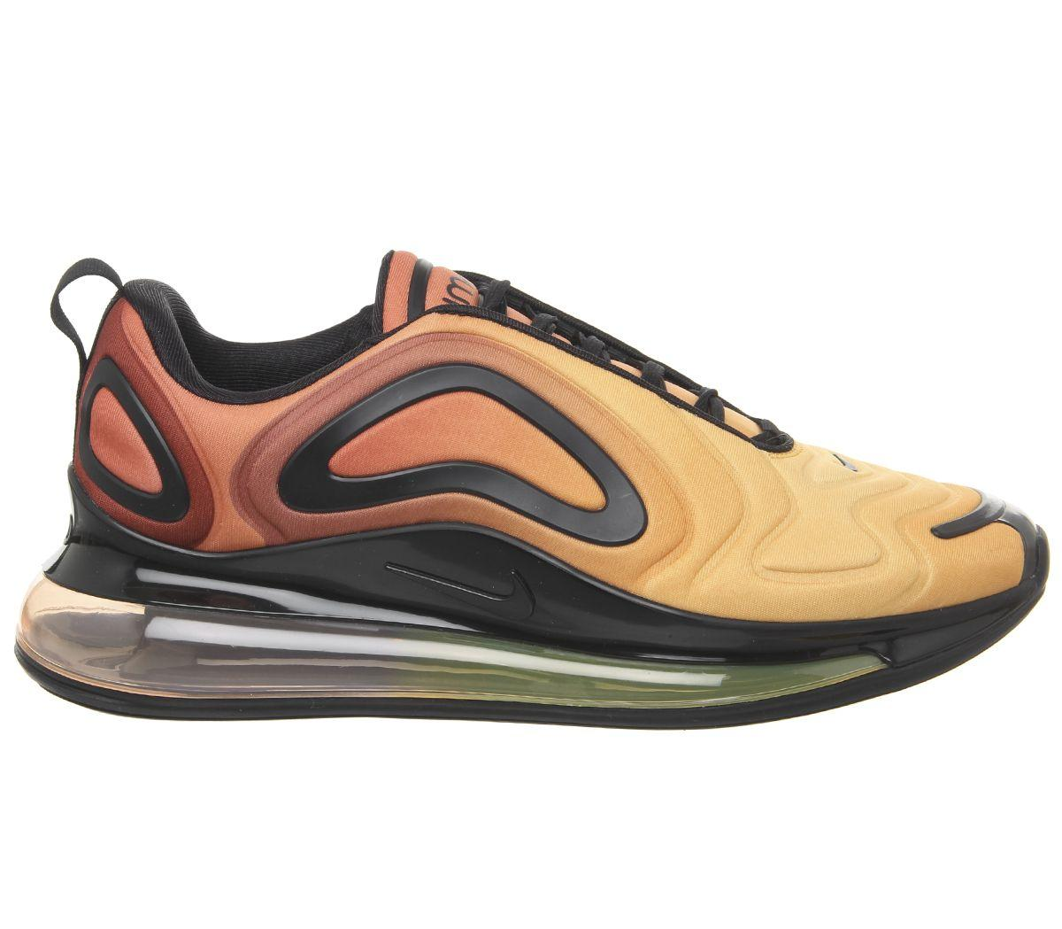 7887452c8e Nike Air Max 720 - Size 4 in Orange for Men - Save 42% - Lyst