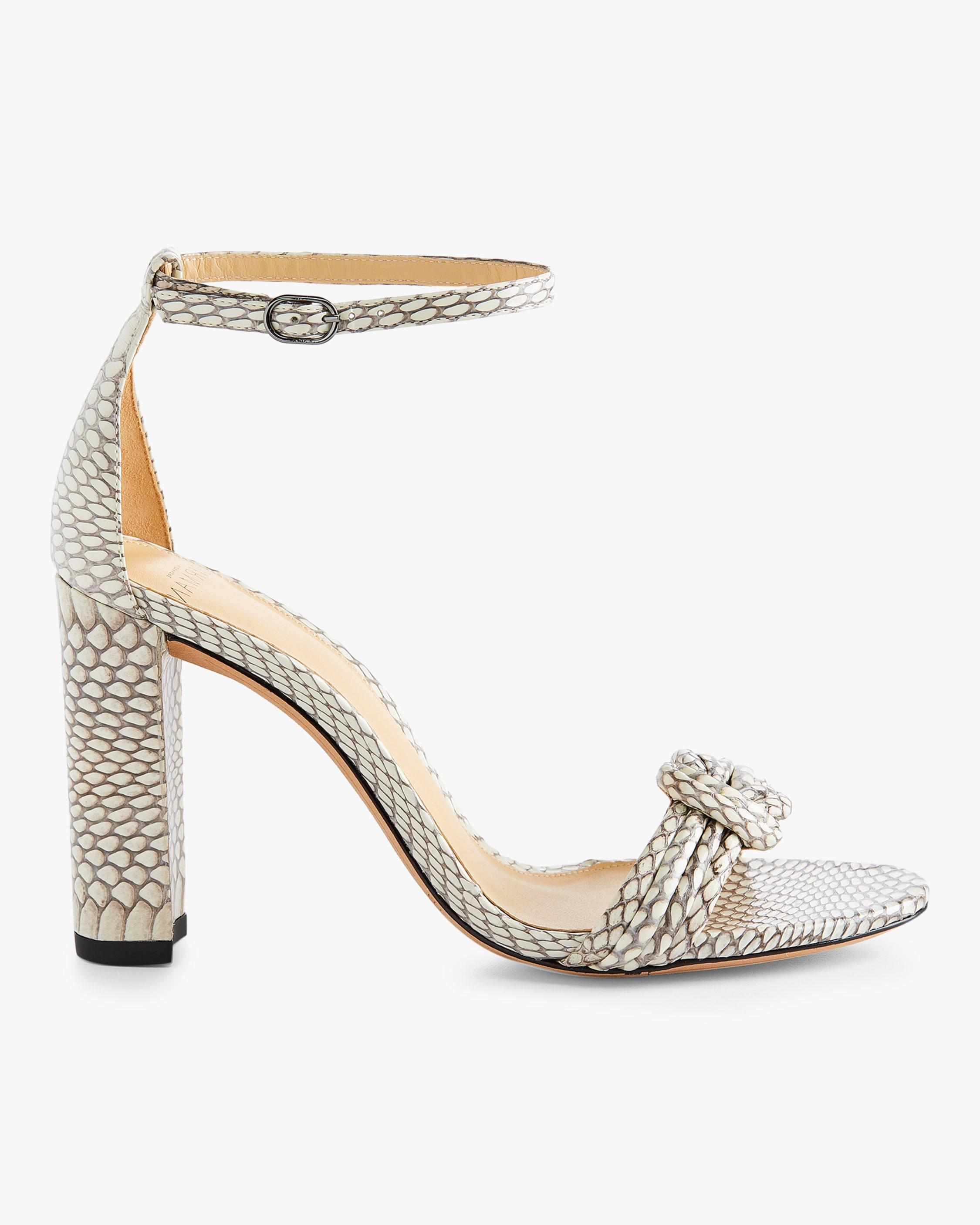 159d6ed3a8f Lyst - Alexandre Birman Vicky Sandal in Natural