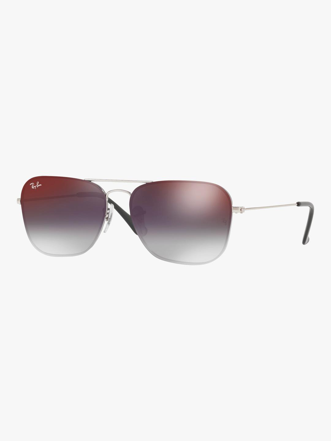 6496d247bf Ray-Ban - Gray Metal Youngster - Lyst. View fullscreen