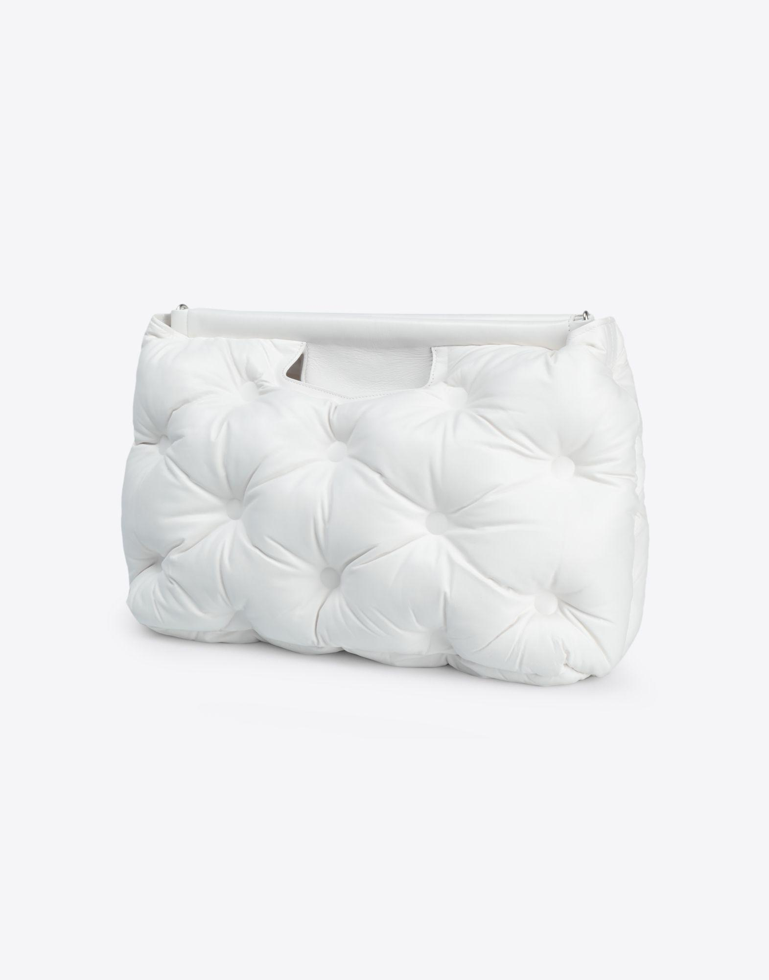 868fb2ed323 Lyst - Maison Margiela Large Glam Slam Bag in White