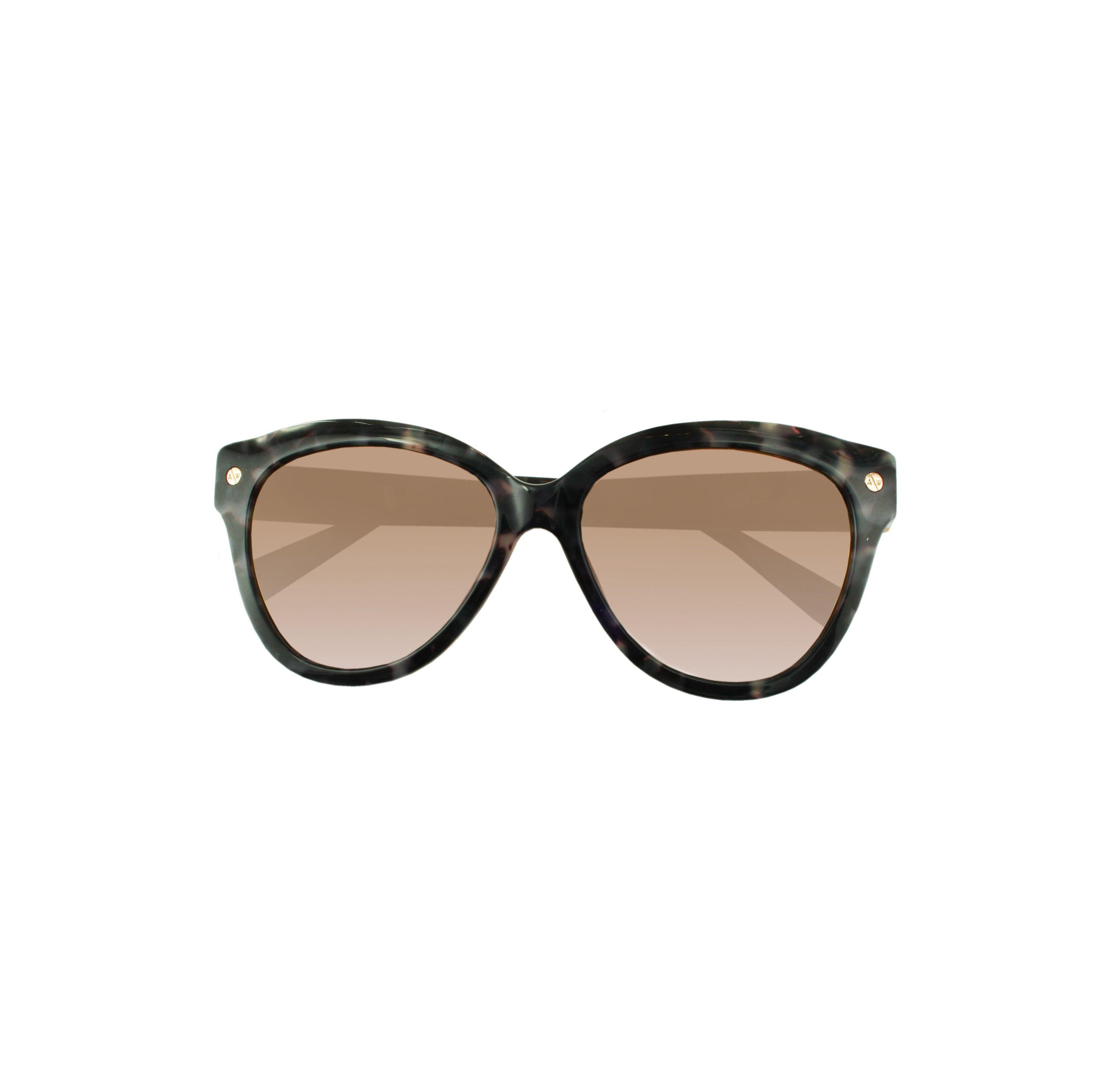 4bbc8975ea Amanda Wakeley. Women s Gray The Chelsea Charcoal Tortoiseshell Sunglasses