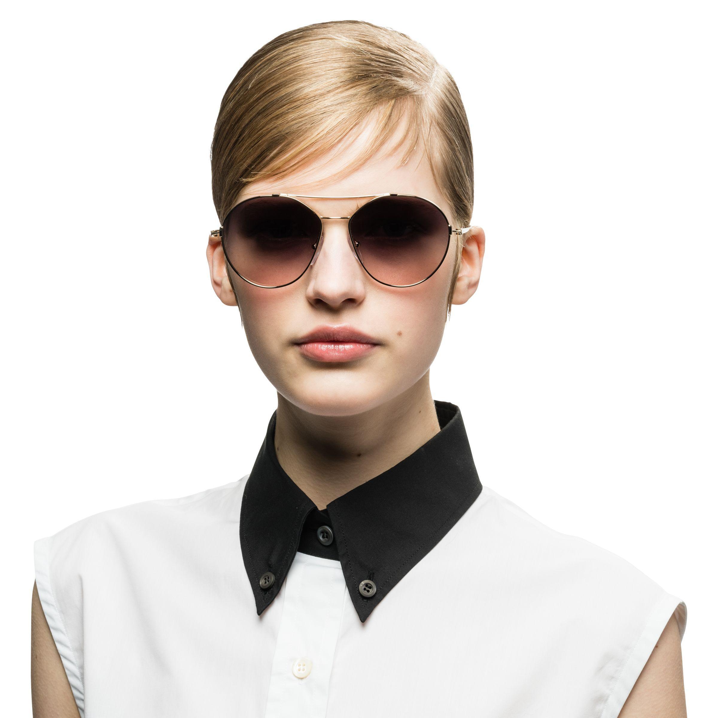 04d66e761ca38 Prada - Multicolor Eyewear Collection - Lyst. View fullscreen