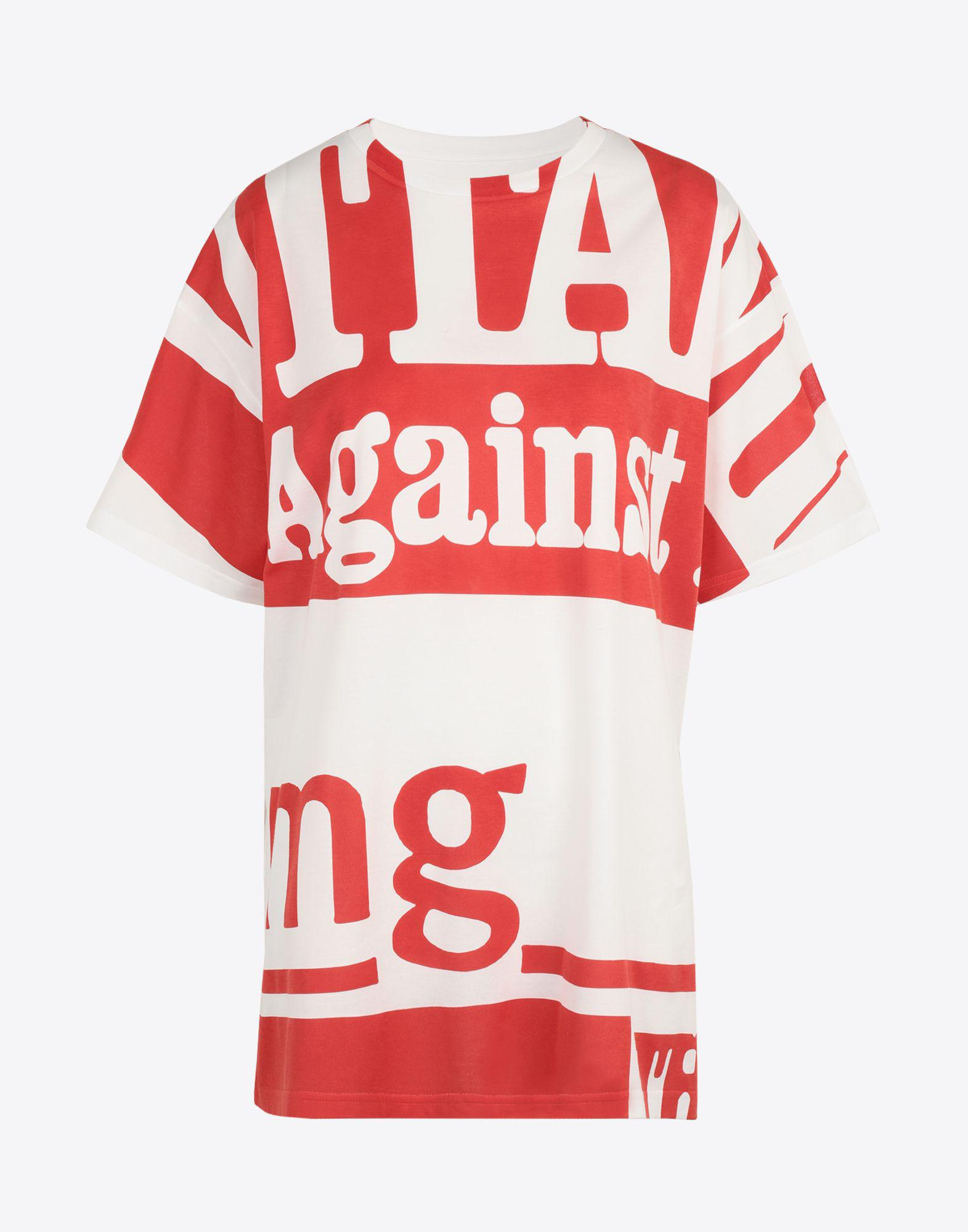f4a1a1f15 Lyst - Maison Margiela Vitamin T-shirt in Red