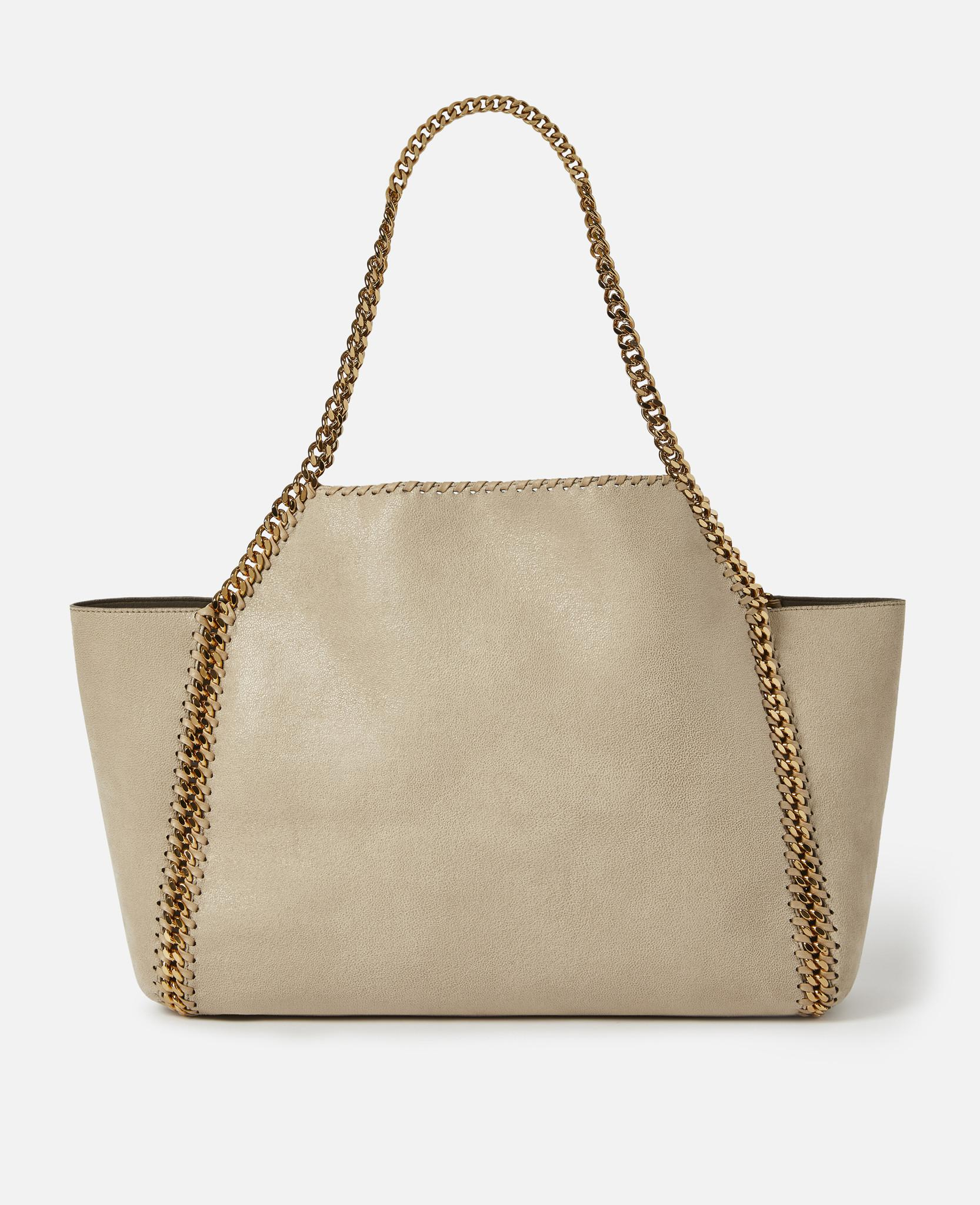a602c2f23f74 Stella McCartney. Women s Natural Falabella Reversible Tote.  1